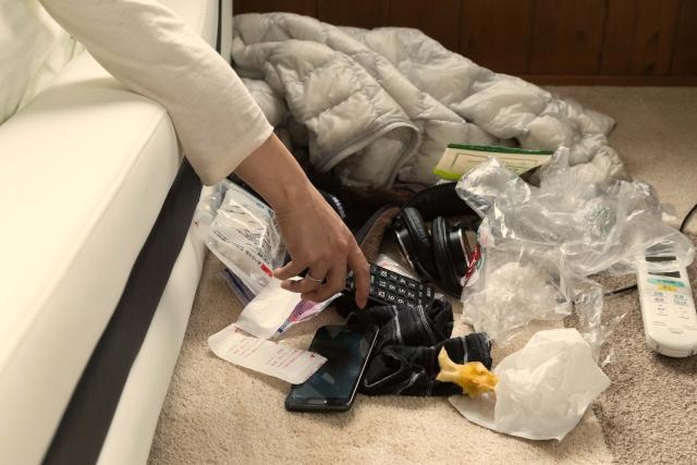 ゴミ屋敷 習慣 ブログ03
