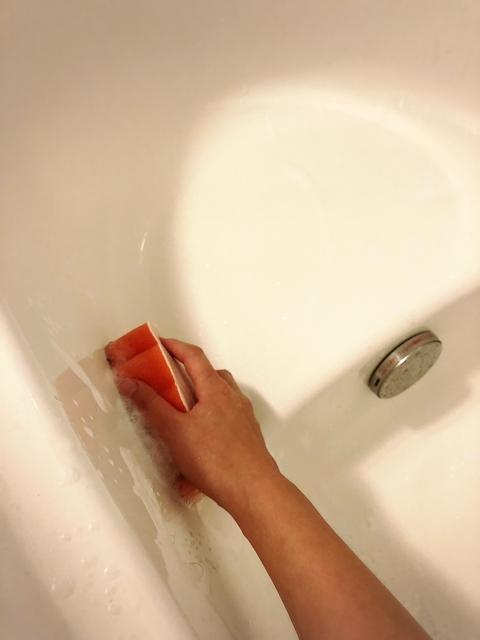 浴室 掃除 ブログ02