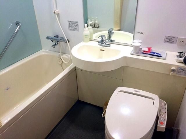 年末 トイレ 浴室 掃除 ブログ01