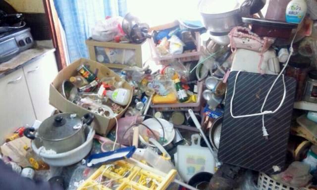 買い物依存症 ゴミ屋敷 ブログ04