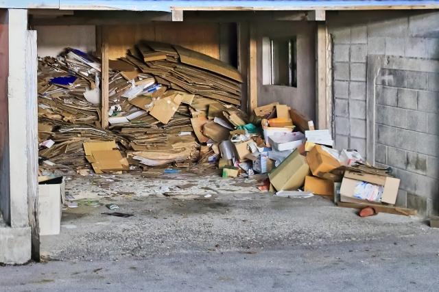 近所 ゴミ屋敷 対処法 ブログ01