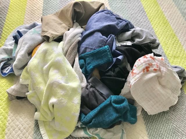 ゴミ屋敷 溜まる ゴミ ブログ04