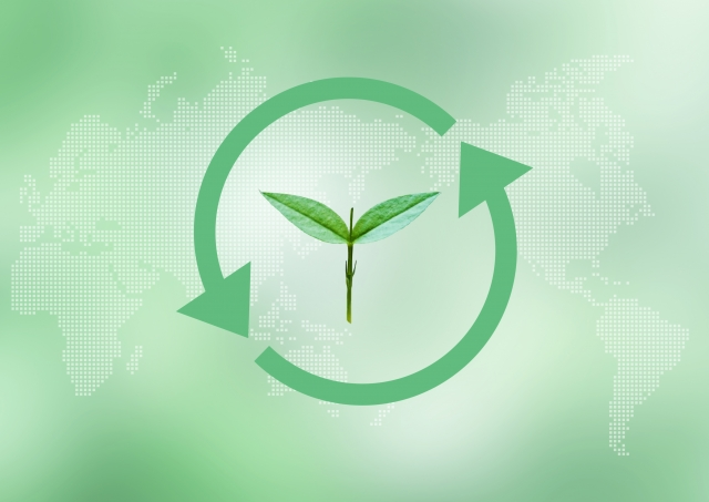 ゴミ リサイクル ブログ01